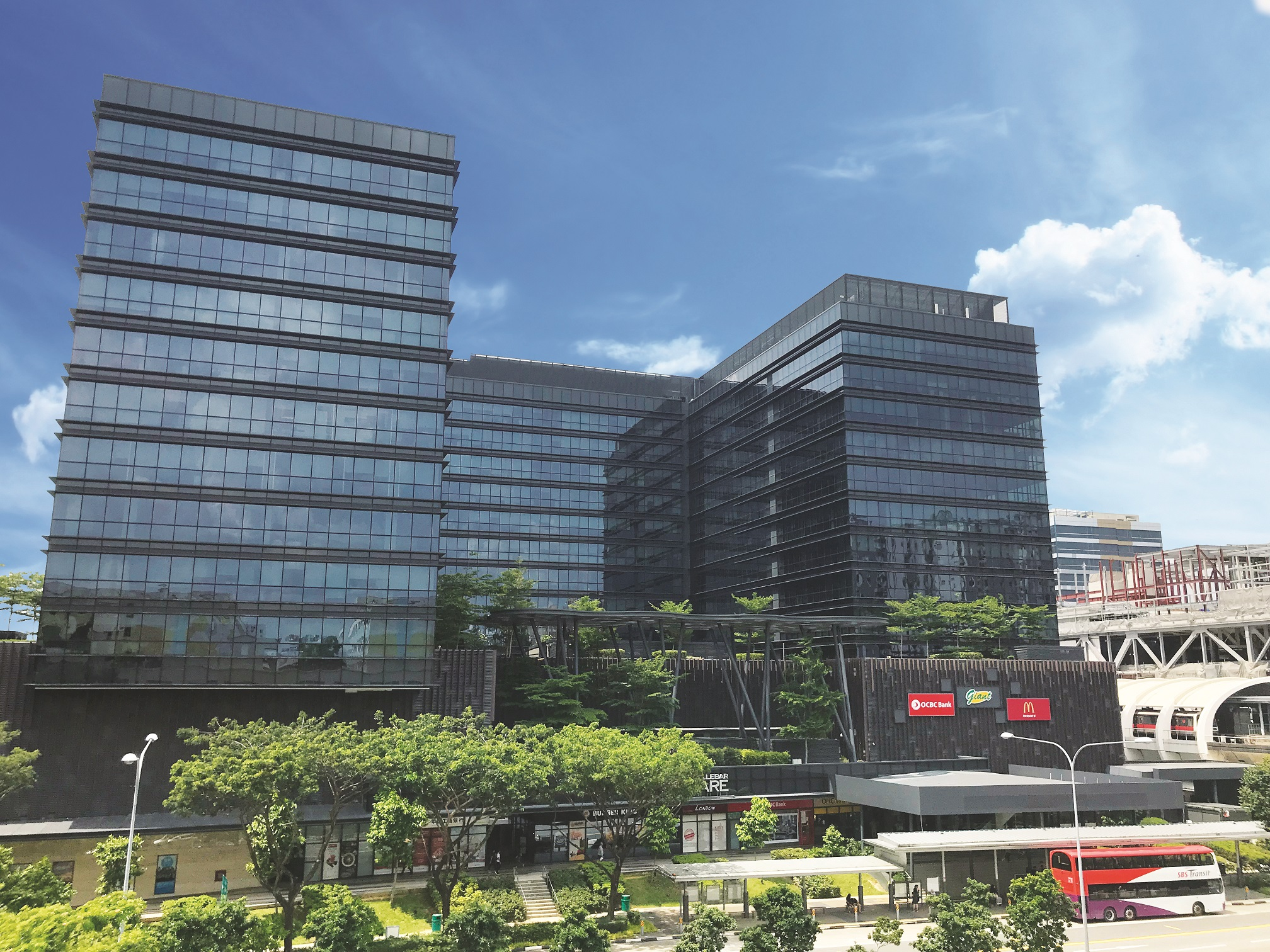 Paya Lebar Square photo credit CBRE