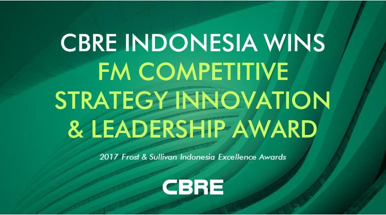 Indonesia Facilities Management Competitive Strategy Innovation & Leadership Award