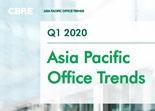 Asia Pacific Office Trends Q1 2020